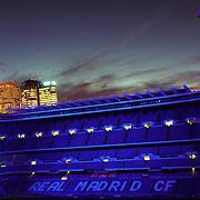 Real Madrid's Bernebau Stadium