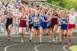 Maine State Track & Field Meet, Class B: girls 800 meters, Smith, Kristina, Greely