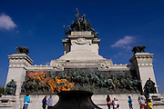 Sao Paulo_SP, Brasil...Monumento da Independencia no Parque da Independencia em Sao Paulo...Independence Monument, at Independence Park in Sao Paulo...Foto: MARCUS DESIMONI / NITRO