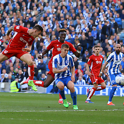 Brighton and Hove Albion v Bristol City