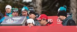 02.01.2016, Bergisel Schanze, Innsbruck, AUT, FIS Weltcup Ski Sprung, Vierschanzentournee, Qualifikation, im Bild Trainer Alexander Pointner (BUL) // Austrian Coach Alexander Pointner of Bulgaria during his Qualification Jump for the Four Hills Tournament of FIS Ski Jumping World Cup at the Bergisel Schanze, Innsbruck, Austria on 2016/01/02. EXPA Pictures © 2016, PhotoCredit: EXPA/ JFK