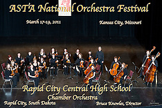 Rapid City Central High School Chamber Orchestra, March 18, 2011
