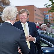 NLD/Leeuwarden/20180908 - Koning Willem Alexander en Beatrix aanwezig bij premiere de Stormruiter, Alexander
