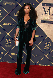 Rapper Lil Mama at The 2017 MAXIM Hot 100 Party, produced by Karma International, held at the Hollywood Palladium in celebration of MAXIM's Hot 100 List on June 24, 2017 in Los Angeles, CA, USA (Photo by JC Olivera) *** Please Use Credit from Credit Field ***