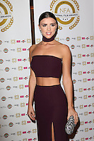 Lucy Meckleburgh, National Film Awards, The Porchester Hall , London UK, 31 March 2016, Photo by Richard Goldschmidt