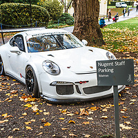 2017 Porsche 991.1 GT3 Cup  at Rennsport Collective at Stowe House, Buckinghamshire, UK, on 1 November 2020