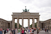 Germany, Berlin Brandenburg Gate