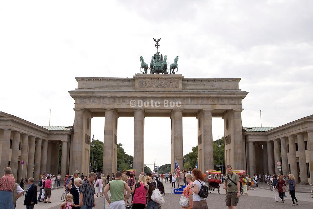 Germany, Berlin Brandenburg Gate