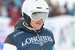 21.01.2017, Hahnenkamm, Kitzbühel, AUT, FIS Weltcup Ski Alpin, KitzCharity Trophy, im Bild Michael Mayer (Audi 1) // during the KitzCharity Trophy of FIS Ski Alpine World Cup at the Hahnenkamm in Kitzbühel, Austria on 2017/01/21. EXPA Pictures © 2017, PhotoCredit: EXPA/ Serbastian Pucher