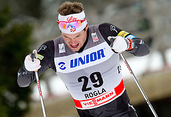 17-12-2012 SLO: FIS 15km Cross Country World Cup, Rogla<br /> FREEMAN Kris (USA) at Men 15 km Classic Mass Start <br /> <br /> *** NETHERLANDS ONLY ***