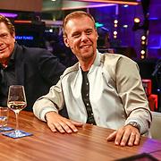 NLD/Amsterdam/20180608 - Laatste uitzending van Late Night met Humberto Tan , John de Mol en Armin van Buuren