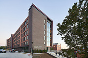 Chidley North Residence Hall | North Carolina Central University | VINES Architecture | Durham, NC