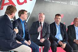 , Kiel - Kieler Woche 20. - 28.06.2015, Seglerfrühstück㔱