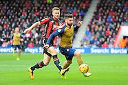 Bournemouth v Arsenal 070216