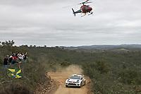 Andreas Mikkelsen (NOR)/ Mikko Markkula (FIN)-Volkswagen Polo WRC
