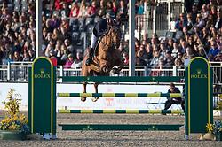Twomey Billy, IRL, Kimba Flamenco<br /> CSI5* Jumping<br /> Royal Windsor Horse Show<br /> © Hippo Foto - Jon Stroud
