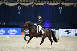 Bouten Matthias, (GER), Ehrengold MJ<br /> Grand Prix  Special Dressage München 2015<br /> © Hippo Foto - Stefan Lafrentz