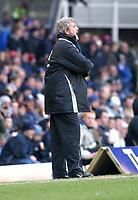 Photo: Dave Linney.<br />Birmingham City v Tottenham Hotspur. The Barclays Premiership. 18/03/2006 Bham Mgr.Steve Bruce