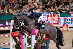 Karlsson Irma, SWE, Chacconu<br /> Leipzig - Partner Pferd 2019<br /> © Hippo Foto - Stefan Lafrentz