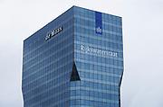 Nederland, Netherlands, Rotterdam, 29-7-2017Gebouw, kantoor van Rijkswaterstaat, rws de Maas.FOTO: FLIP FRANSSEN