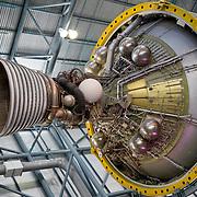 Saturn V Third Stage J-2 Engine