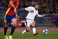 Domenico Berardi Italia <br /> Roma 27-02-2017, Stadio Olimpico<br /> Football Friendly Match  <br /> Italy - Spain Under 21 Foto Andrea Staccioli Insidefoto