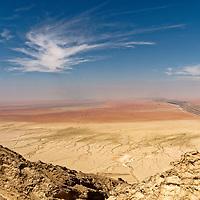 Jebel Hafeet view