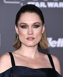 Celebrities arrive at the 'Rogue One: A Star Wars Story' movie premiere in Hollywood, California. 10 Dec 2016 Pictured: Clare Grant. Photo credit: American Foto Features / MEGA TheMegaAgency.com +1 888 505 6342