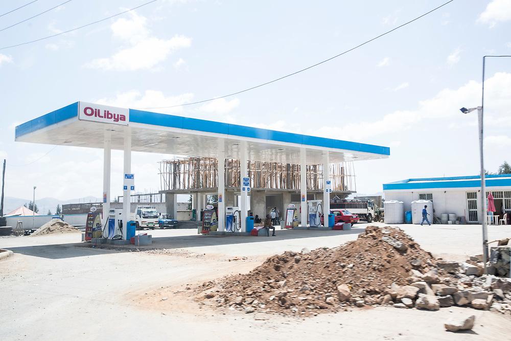 Roadtrip through the regions of Ethiopia:<br /> <br /> Oil Companies
