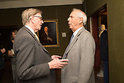 SIR BILL CASH, TOM BOWER,  Restoration Heart A memoir by William Cash. Philip Mould and Co. 18 Pall Mall. London. 10 September 2019