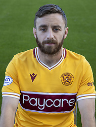 """File photo dated 28-09-2021 of Motherwell's Steven Lawless. Midfielder Steven Lawless has left Motherwell after the cinch Premiership club announced they had """"mutually agreed to end his current contract"""". Issue date: Monday October 11, 2021."""