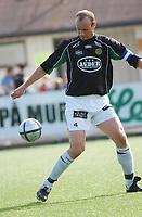 Kim Cassim, Ålgård.<br /> <br /> Fotball: Bærum - Ålgård 4-1. 2. divisjon 2004 - avdeling 3. (Foto: Peter Tubaas/Digitalsport).