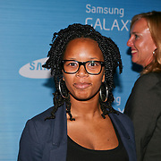NLD/Amsterdam/20110823 - Presentatie Samsung Galaxy Tab, Shari - ann