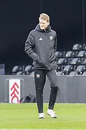 Fulham forward Andre Schurrle (14) didn't feature in The FA Cup 3rd round match between Fulham and Oldham Athletic at Craven Cottage, London, England on 6 January 2019.
