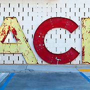 Ace Hotel and Swim Club in the desert of Palm Springs, California is a 180 room hotel, spa and resort. It's renovated mid-century style has helped this groovy hotel build a cult following.