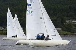 Marine Blast Regatta 2013 - Holy Loch SC<br /> <br /> Penny Arcade, K. Lawrence, OD, Etchells <br /> <br /> Credit: Marc Turner / PFM Pictures