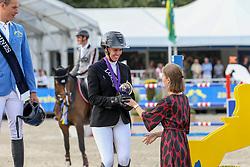 Patteet Gudrun, BEL<br /> Final 7 years  old Horses<br /> Zangersheide FEI World Breeding Jumping Championship 2018<br /> © Hippo Foto - Julien Counet