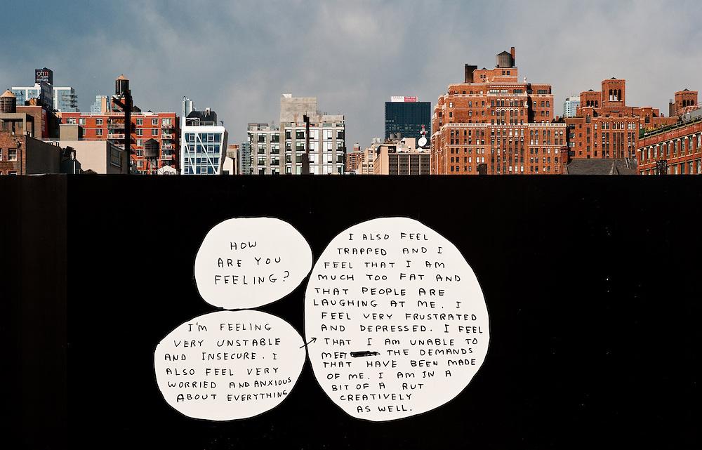New York, NY. 2012