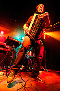 The band Sophistafunk plays at Nectar's on April 28, 2012 in Burlington, Vermont. (Photo by Brian Jenkins)