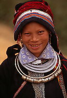 """A girl belonging to one of the 54 ethnic minorities of Vietnam.<br /> Available as Fine Art Print in the following sizes:<br /> 08""""x12""""US$   100.00<br /> 10""""x15""""US$ 150.00<br /> 12""""x18""""US$ 200.00<br /> 16""""x24""""US$ 300.00<br /> 20""""x30""""US$ 500.00"""