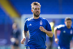 Luke Chambers of Ipswich Town - Mandatory by-line: Phil Chaplin/JMP - 13/09/2020 - FOOTBALL - Portman Road - Ipswich, England - Ipswich Town v Wigan Athletic - Sky Bet League One