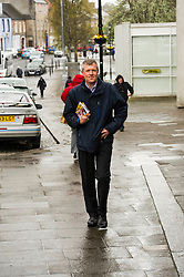 Pictured: <br /> <br /> Scottish Liberal Democrat leader Willie Rennie headed to a rainey Linlithgow today build on his success at the final TV debate ahead of the election on Thursday. The Lib Dems have not  ahd constituency MSP in the area in the past and hope  to change that on Thursday<br /> <br /> Ger Harley | EEm 2 May 2016