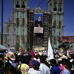 Peace process, El Salvador