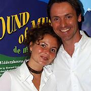 Perspresentatie musical Sound of Music, cast, Hugo Haenen en Maaike Widdershoven