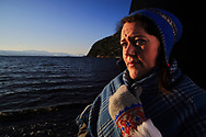 As a member of Sami Parliament and a Sea Sami with deep roots along the wild northern coast, Silje Muotka makes her people's voices heard concerning climate change, marine pollution and indigenous rights.