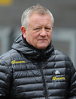Sheffield United manager Chris Wilder arrives at the Memorial Stadium<br /> <br /> Photographer Ian Cook/CameraSport<br /> <br /> The Emirates FA Cup Third Round - Bristol Rovers v Sheffield United - Saturday 9th January 2021 - Memorial Stadium - Bristol<br />  <br /> World Copyright © 2021 CameraSport. All rights reserved. 43 Linden Ave. Countesthorpe. Leicester. England. LE8 5PG - Tel: +44 (0) 116 277 4147 - admin@camerasport.com - www.camerasport.com