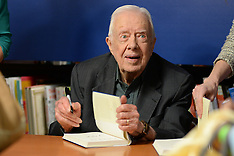Jimmy Carter Book Signing - 26 March 2018