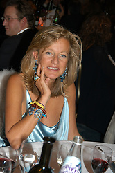 PRINCESS CHANTAL OF HANOVER at the Chain of Hope Autumn Ball Fiesta held at The Dorchester, Park Lane, London on 6th October 2004.