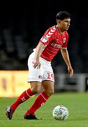 Charlton Athletic's Albie Morgan