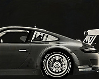 """The Porsche 911 GT3 is a sports coupé from the German automobile manufacturer Porsche. The car was introduced in 1999. There is another sportier Porsche situated above the 911 GT3, namely the Porsche GT3 RS, """"RS"""" stands for """"Renn Sport"""". <br /> The model shown here is the racing version from 2008 –<br /> <br /> <br /> BUY THIS PRINT AT<br /> <br /> FINE ART AMERICA<br /> ENGLISH<br /> https://janke.pixels.com/featured/porsche-gt3-rs-cup-2008-jan-keteleer.html<br /> <br /> WADM / OH MY PRINTS<br /> DUTCH / FRENCH / GERMAN<br /> https://www.werkaandemuur.nl/nl/shopwerk/Porsche-GT3-RS-Cup-2008-B-amp-W/545149/134"""